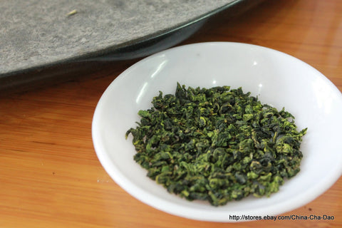 "Supreme AAAA ""Tea Guan Yin' Chinese Oolong Tea China Top Tea Famous Tea. http://china-cha-dao.com"