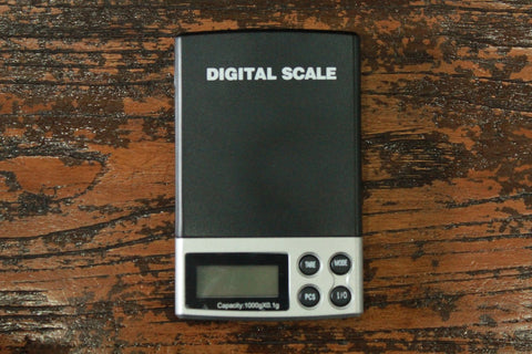 Digital Pocket Scale / Tea Scale 1000g X 0.1g . htp://china-cha-dao.com