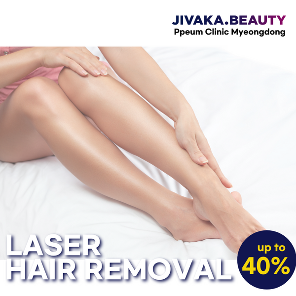 [April Promotion] Laser Hair Removal