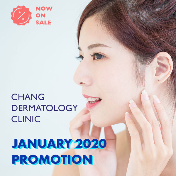 January Promotion - Chang
