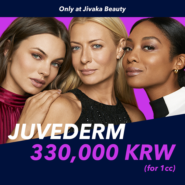 Juvederm Special Price [Ppeum Myeongdong]