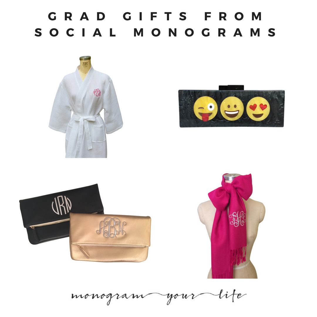 Grad Gifts! And Luxe Grad Gifts!