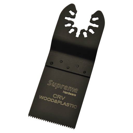 SUPREME MULTI-TOOL BLADE - WOOD CRV - FLUSH CUT 34MM (3 PACK)