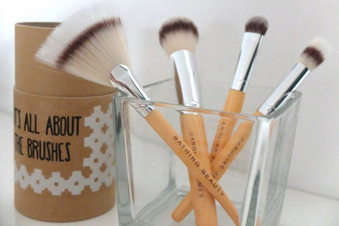 Review Best Vegan Makeup Brushes