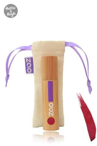 Zao Organic Lip Polish 035 Raspberry