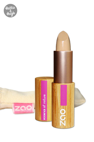 Zao Organic Concealer 492 Clear Beige at Hattie & Hugh