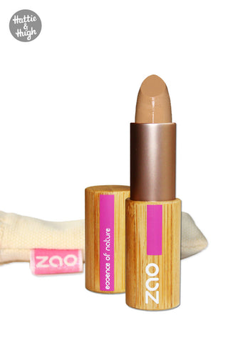 Zao Organic Concealer 494 Dark Brown at hattieandhugh.com