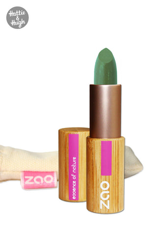 Zao Organic Concealer 499 Green at Hattieandhugh