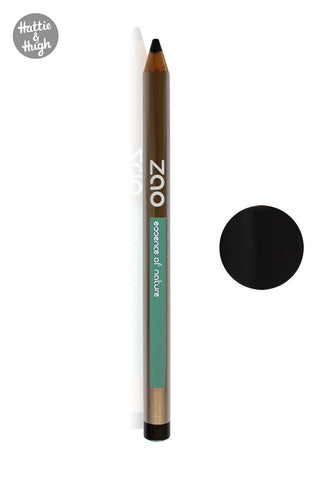 Zao Organic Multi-purpose Eye, Lip and Eyebrow Pencils