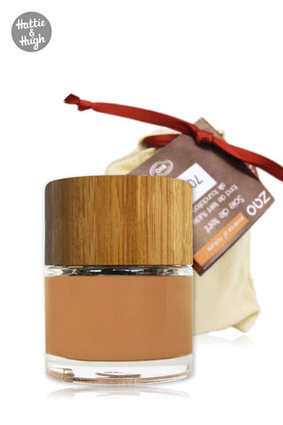 Zao Organic Silk Foundation 702 Apricot