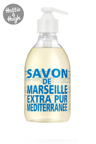 Compagnie De Provence Liquid Marseille Soap in Mediterranean Sea
