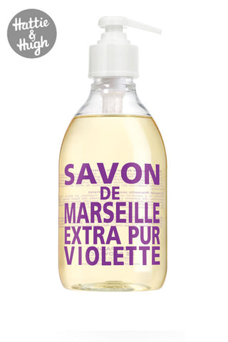 Compagnie De Provence Liquid Marseille Soap in Sweet Violet