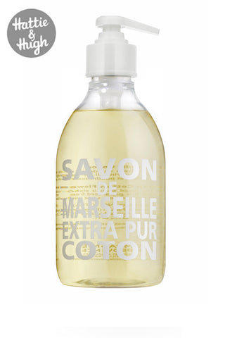 Compagnie De Provence Liquid Marseille Soap in Cotton Flower