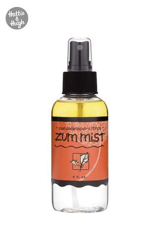 Zum Mist Room and Body Spray in Sandalwood-Citrus 118ml