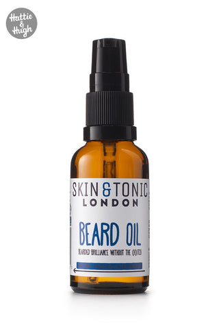 Skin & Tonic Beard Oil 30ml