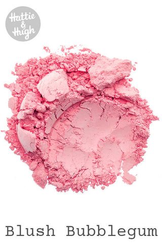 The English Mineral Makeup Company Blush Bubblegum
