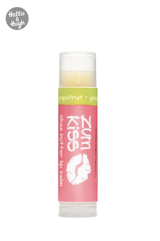 Zum Kiss Grapefruit Lip Balm at Hattie & Hugh with Shea Butter