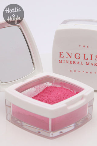 English Mineral Makeup Blush in Bubblegum