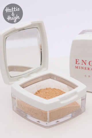 English Mineral Makeup Company Mineral Foundation