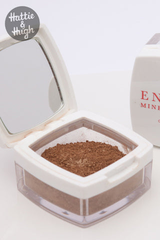 English Mineral Makeup Company Mineral Warmth at Hattie & Hugh