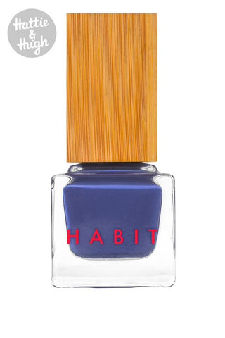 Habit Nail Polish in Blue Velvet at Hattie & Hugh
