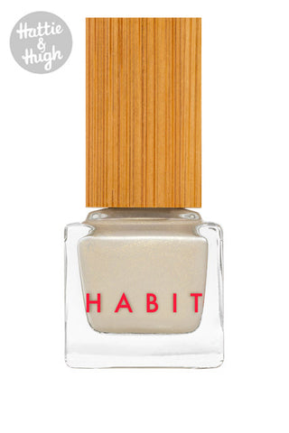 Habit Nail Polish in Pearl of a Girl at Hattie & Hugh