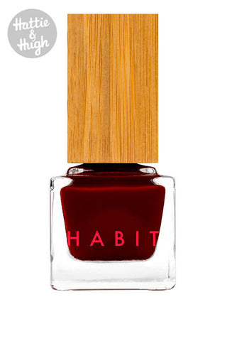 Habit Nail Polish in Santa Sangre