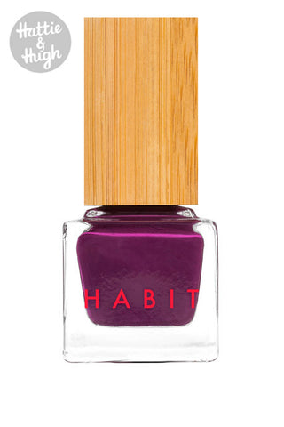 Habit Cosmetics UK Nail Polish in Lush
