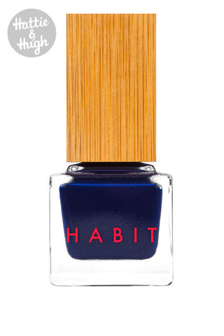 Habit Nail Polish in Deep Sea at Hattie & Hugh