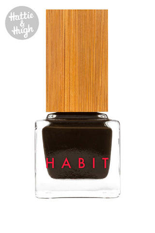 Habit Nail Polish in Diabolique at hattieandhugh