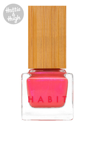 Habit Cosmetics UK Nail Polish in Camp at hattie & Hugh