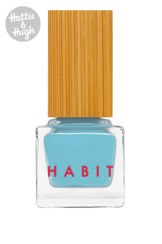 Habit Cosmetics UK Nail Polish in Swimming Pool