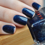Habit Nail Polish in Space Cadet