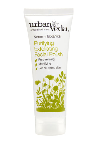 Urban Veda Purifying Exfoliating Facial Polish Sample Size at Hattie & Hugh