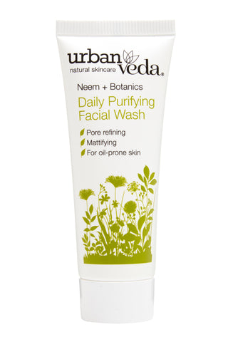 Urban Veda Purifying Daily Facial Wash 20ml