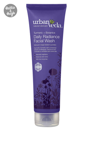 Urban Veda Radiance Daily Facial Wash at Hattie & Hugh
