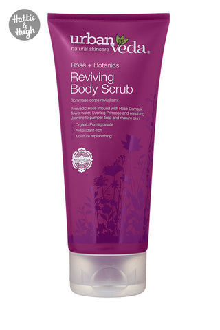 Urban Veda Reviving Body Scrub at Hattie & Hugh