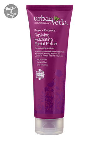 Urban Veda Reviving Exfoliating Facial Polish at Hattie & Hugh