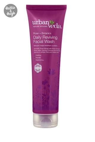 Urban Veda Reviving Daily Facial Wash 150ml