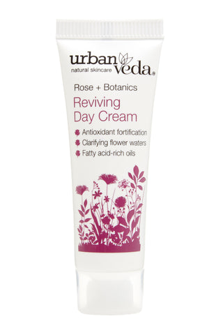 Urban Veda Reviving Day Cream Sample at Hattie & Hugh
