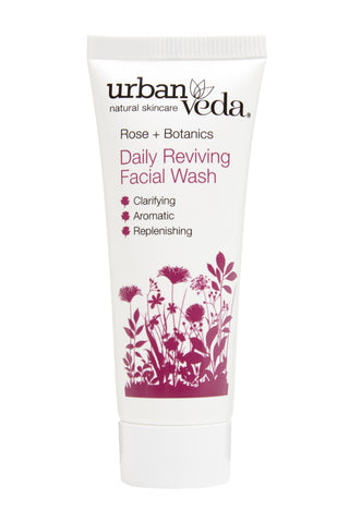 Urban Veda Reviving Daily Facial Wash 20ml