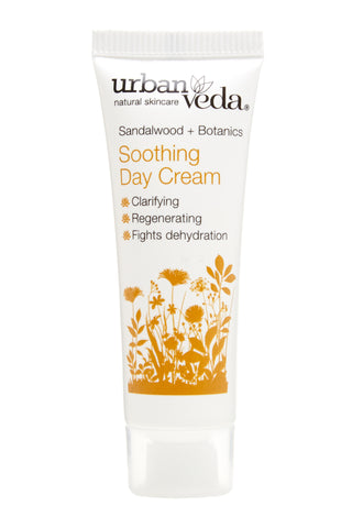 Urban Veda Soothing Day Cream Sample Size at Hattie and Hugh