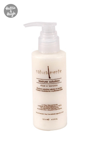Naturalmente Texture Solution with Aloe and Sandalwood 100ml