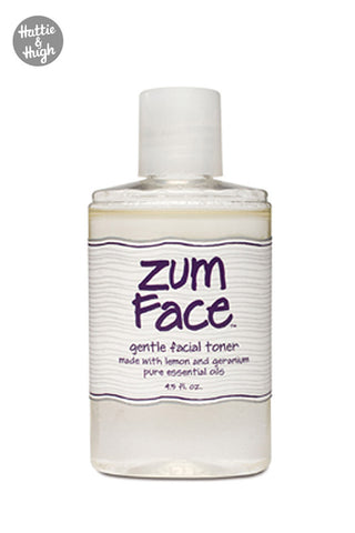 Zum Face Lemon and Geranium Gentle Facial Toner at Hattie and Hugh