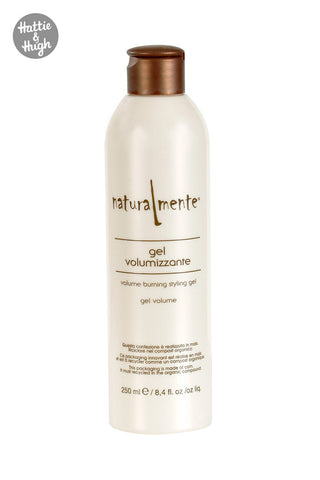 Naturalmente Volumising Styling Gel 250ml