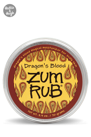 Zum Rub in Dragon's Blood 70g
