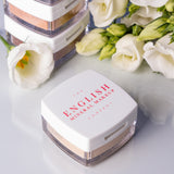 The English Mineral Makeup Company Mineral Foundation at Hattie & Hugh