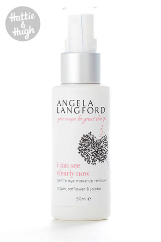 Angela Langford I Can See Clearly Now Eye Makeup Remover