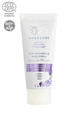 Organic Surge Lavender Meadow Body Lotion 200ml