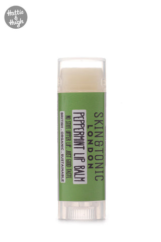 Skin & Tonic London Peppermint Lip Balm at Hattie & Hugh
